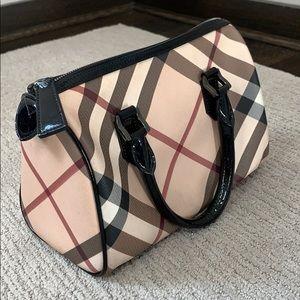 Burberry Bags - Burberry Nova Check Satchel